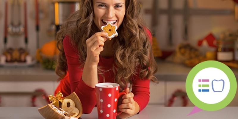 mangiare bene nelle feste